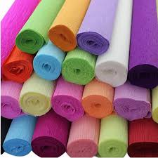 where can i buy crepe paper free shipping 250 50cm roll diy flower gift decoration wrapping