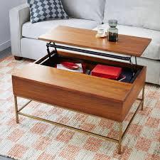 west elm industrial storage coffee table west elm coffee table writehookstudio com