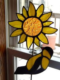 254 best stained glass ornament images on fused glass