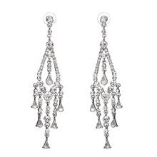 Bridal Chandelier Earrings Compare Prices On Teardrop Chandelier Earrings Online Shopping