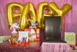 pink and gold baby shower pink and gold princess elephant baby shower ideas horrible