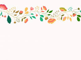 colorful flower pattern backgrounds for presentation ppt