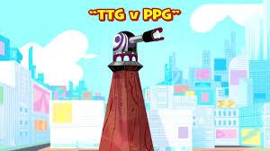 ttg v ppg powerpuff girls wiki fandom powered by wikia