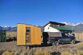 mobile micro cabin and office by rocky mountain tiny houses