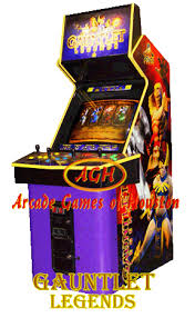 gauntlet legends arcade game for rent in houston rent gauntlet