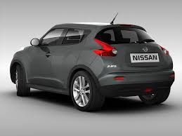 nissan juke japan price 3d model nissan juke cgtrader
