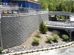 north carolina retaining walls for fun depot project