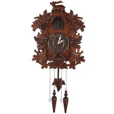 amazon com kendal handcrafted wood cuckoo clock mx015 1 home