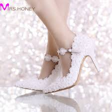 wedding shoes jakarta murah compare prices on white wedding shoes cheap online shopping buy