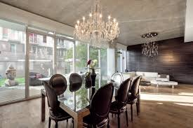 dining room dining room chandelier intended for striking ceiling