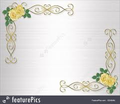 wedding invitation borders u2013 gangcraft net