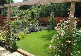 easy elegant small garden designs margarite gardens