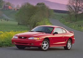 mustang gt model 1996 ford mustang