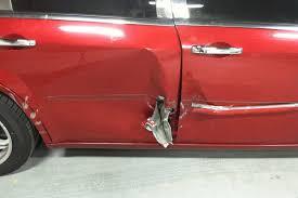 Car Collision Estimate by Car Dent Repair Removal B K Collision