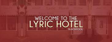 lyric hotel blackpool