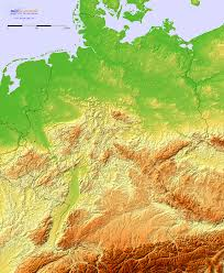 map of deutschland germany file deutschland topo png wikimedia commons and topographic map