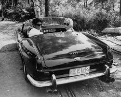 Ferrari California In White - rare ferrari 250gt california spider owned by alain delon goes to