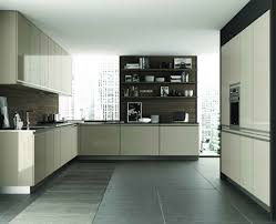 kitchen luxury kitchen design equipped with cabinets and shelves