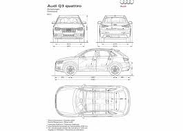 audi q3 wheelbase audi q3 exterior dimensions audi q3 forum