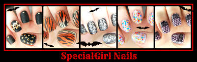 specialgirl nails british nail bloggers models own scented fruit