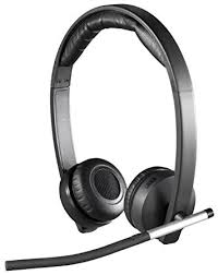amazon black friday headset amazon com logitech h820e wireless dual headset computers