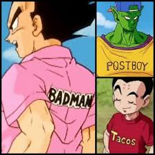 Krillin Meme - the father son and holy spirit
