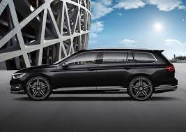 volkswagen wagon slammed abt sportsline boosts vw passat biturbo diesel to 280ps adds