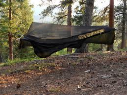 Cocoon Hammock Camping Flat Sleeping Hammock Ridgerunner Warbonnet Outdoors