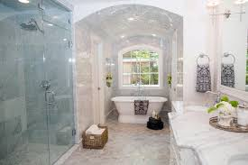all tile bathroom top 10 fixer upper bathrooms daily dose of style