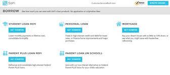 sofi loans and 100 cash back personal loan program
