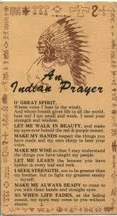 american indian thanksgiving prayer like success