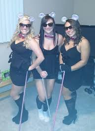 3 Blind Mice Costume This List Of Group Halloween Costume Ideas Will Blow Your Mind