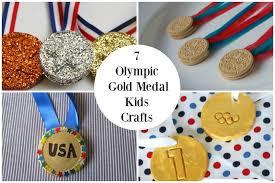 Fruit Of The Spirit Crafts For Kids - 7 olympic gold medal kids crafts
