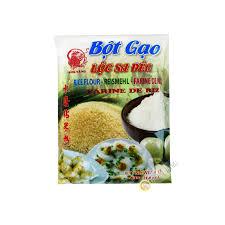 amidon cuisine amidon de riz moulu or 400g