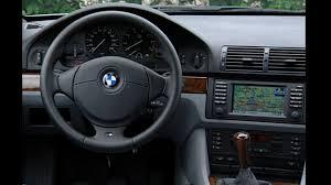 2001 Bmw 530i Touring 5 Series E39 Interior Youtube
