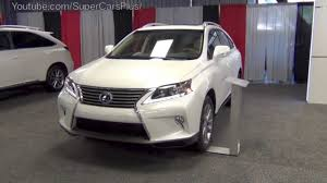 lexus suv hybrid 2014 2014 lexus rx 450h hybrid rwd 46 210 awd 47 810 la auto