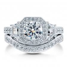 best cubic zirconia engagement rings sterling silver cubic zirconia cz wedding engagement rings