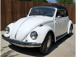 beetle volkswagen 1970 1970 volkswagen beetle for sale classiccars com cc 986375