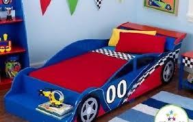 blue corvette bed race car toddler bed kidkraft furniture boys corvette