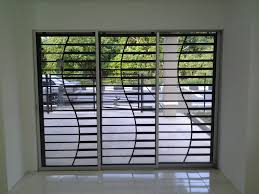 Inside Window Grills Design at Home Design Ideas