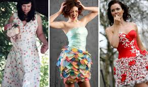 dresses made of recycled materials 15 inventive dresses made
