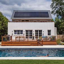 Eco Friendly House by Green Undercover This Eco Friendly House In Wellesley Fits Right
