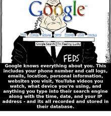 Meme Search Engine - google search i m feeling lucky feds google knows everything about