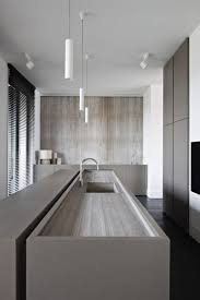 kitchen island modern best 25 stone kitchen island ideas on pinterest stone island