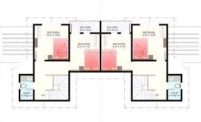 modern row house designs floor plan urban clipgoo arafen tearing