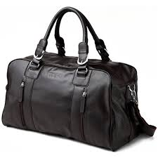 Travel Bags For Men images Tiding real leather duffle bag men travel bag brand portable bag jpg