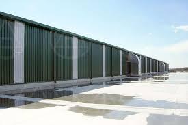 capannone in lamiera realizzazione capannoni industriali strutture metalliche per