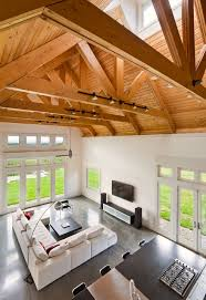 lighting on exposed beams exposed beam lighting options an ideabook by cottonweaver