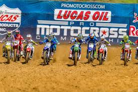 motocross races uk 2018 lucas oil pro motocross championship schedule