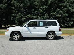 subaru white forester 2002 subaru forester ii u2013 pictures information and specs auto